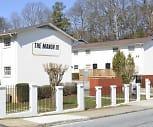 Manor III Apartments, Thomas Heathe Slater Elementary School, Atlanta, GA