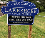 Lakeshore Apartments, Arcadia Middle School, Rochester, NY