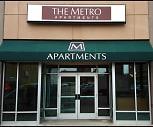 The Metro Apartments, Downtown West, Minneapolis, MN