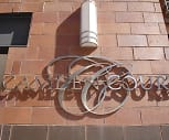 Community Signage, Camden Court