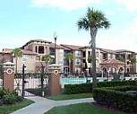Exterior, The Palms Club