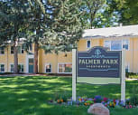Community Signage, Palmer Park Apartments