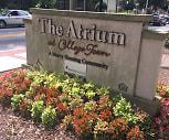 Atrium at College Town, Mary Anges Jones Elementary School, Atlanta, GA