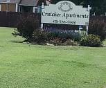 Crutcher Apartments, J O Kelly Middle School, Springdale, AR