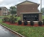 Merrimac Village, Abbeville, GA