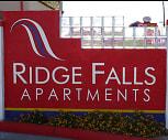 Community Signage, Ridge Falls