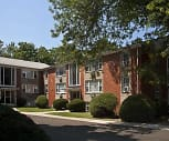 Evergreen Apartments, Park View Middle School, Cranston, RI