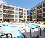 Pool, City Walk Apartments