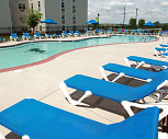 Pool, Lions Gate Apartments
