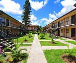Maple Court Apartments, Uptown, McAllen, TX