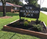 New Rockwood Place Apartments, Rocky Mount High School, Rocky Mount, NC