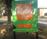 Solaris, Audelia Creek Elementary School, Dallas, TX