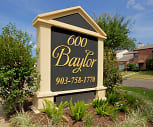 600 Baylor Apartments, Longview, TX