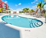 The Club at Crystal Lake, Blanche Ely High School, Pompano Beach, FL