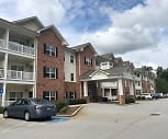 SENIOR HOUSING - Shoal Creek Manor, Locust Grove High School, Locust Grove, GA