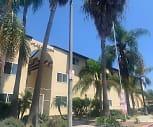 Plaza Wood Apartments, Rancho Alamitos High School, Garden Grove, CA