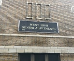 West High, 44303, OH
