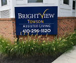BRIGHTVIEW TOWSON, Towson, MD
