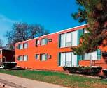 Building, Terrace Court Apartments