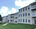 Williams Estates Apartments, Montgomery County High School, Mount Sterling, KY