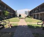 Renwick Apartments, Beth Yeshurun Day School, Houston, TX