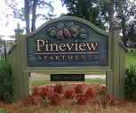 Pineview Apartments, Hattiesburg, MS