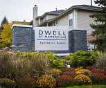Community Signage, Dwell at Naperville