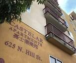 The Castelar, Los Angeles, CA