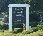 Fourth Creek Landing Apartments, East Middle School, Statesville, NC