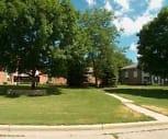 Cedar Plaza Apartments, Webster Middle School, Cedarburg, WI