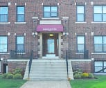 Manchester Apartments, Chene Street, Detroit, MI
