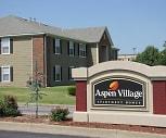 Community Signage, Aspen Village