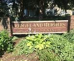 Ridgeland Heights Apartments, Hope College, MI