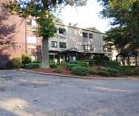Hillview Terrace, Jackson Middle School, Vienna, WV