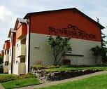 Sunrise Ridge Apartments, Delong Elementary School, Tacoma, WA