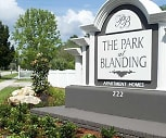Community Signage, Park At Blanding