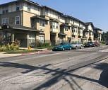 Sara Conner Court, Hillview Crest Elementary School, Hayward, CA