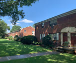 Cranetown Apartments, Montclair High School, Montclair, NJ