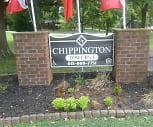Chippington Towers I, Dan Mills Elementary School, Nashville, TN