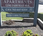 Riverfront Apartments, Franklin County High School, Brookville, IN