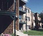 Hillside East Apartments, Irondale High School, New Brighton, MN