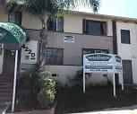 Santa Rosalia Apartments, Hyde Park, Los Angeles, CA
