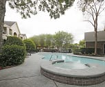Meyer Forest Apartments, Meyerland Middle School, Houston, TX