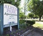 Community Signage, Alexis Park