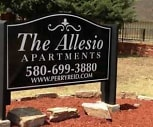 The Allesio Apartments, Platt College  Lawton, OK