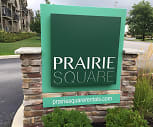 Prairie Square, Highland High School, Highland, IN