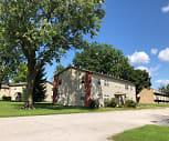 Indian Village Garden Apts, Indian Village Elementary School, Fort Wayne, IN