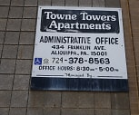 Towne Tower, 15061, PA