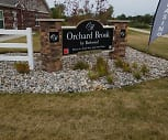 Orchard Brook by Redwood, Lutheran High School North, Macomb, MI