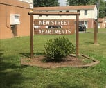 New Street Apartments, West Side Ctc, Kingston, PA